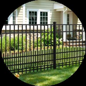 Iron Fence Newport Beach CA