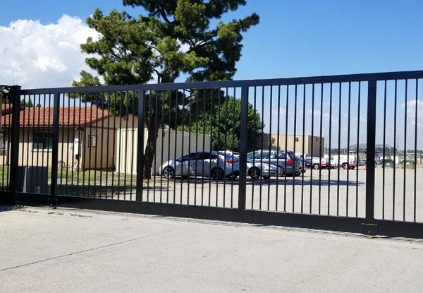 sliding electric gate Newport Beach ca