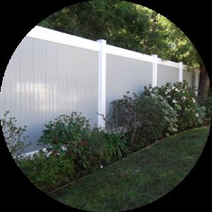 Vinyl Fence Newport Beach California