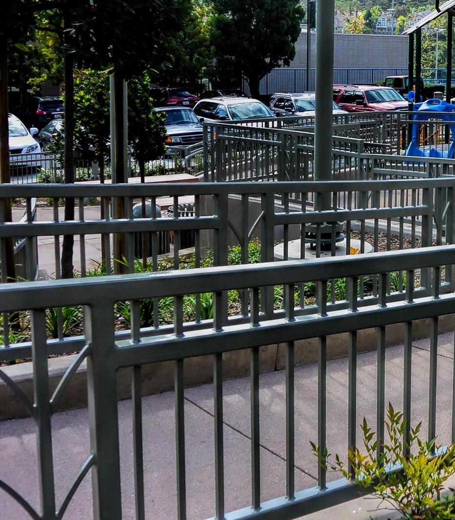 handrail Newport Bech ca